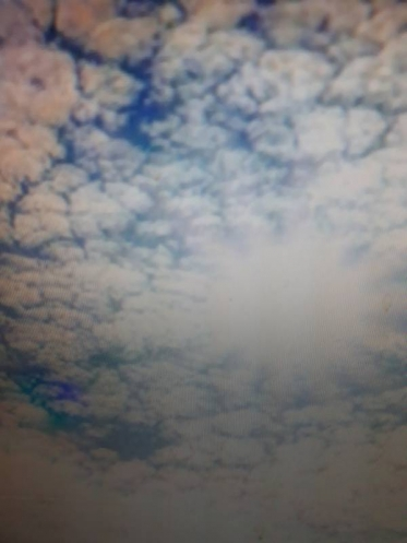 曇り空ですネ☁️