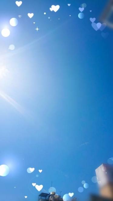 青空の晴天