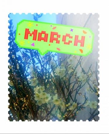 3月の出勤♪