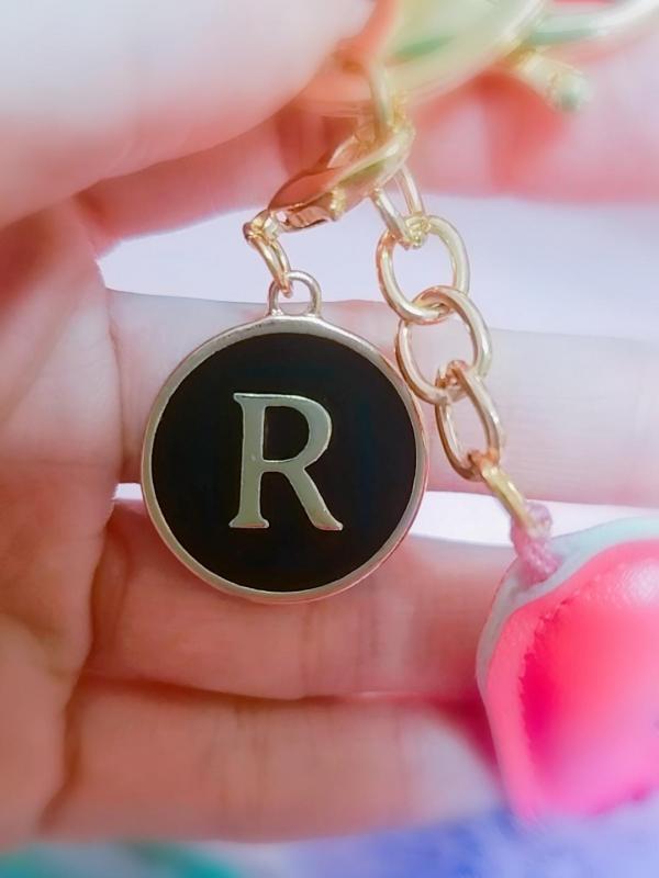 イニシャル【R】