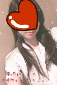 【大井町 メンズエステ ナースクリニック】ちなつナース