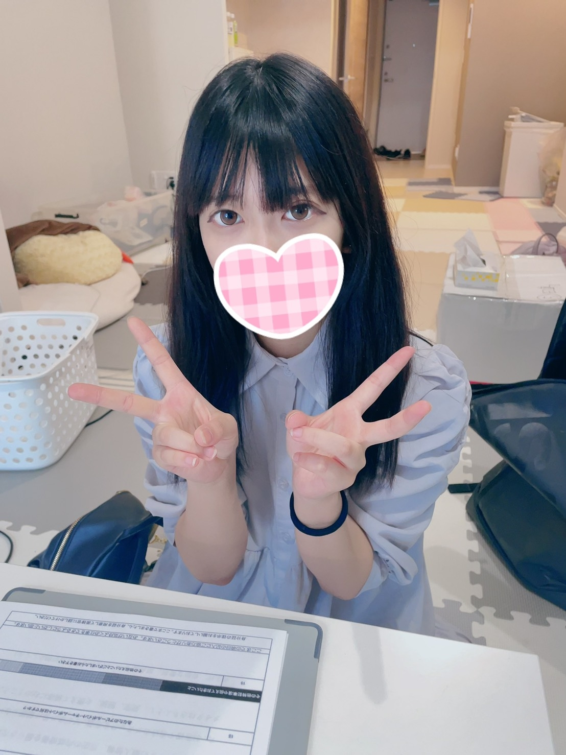 【JKリフレ東京】美樹さやかJK上がりたて18歳 8月10日体験入店A